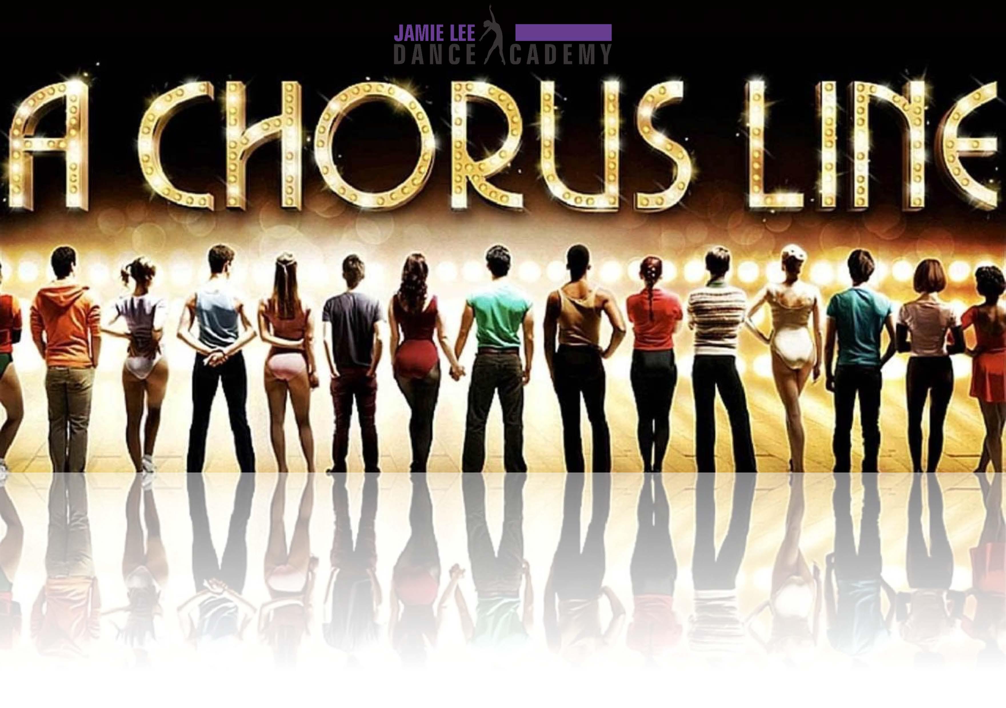 A Chorus Line – High School Edition