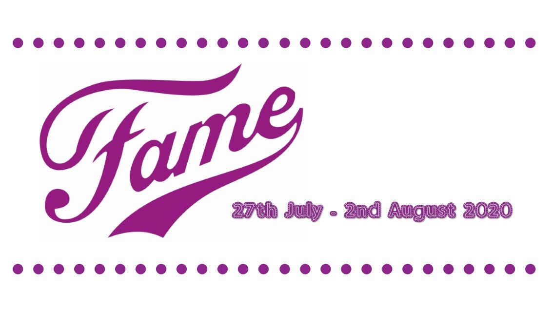 Fame – Senior Musical Theatre Summer School